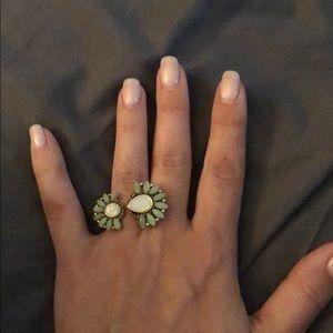 Stella and dot NIB ring